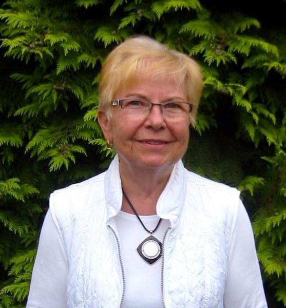 Schriftführerin Gerlinde Aßmann