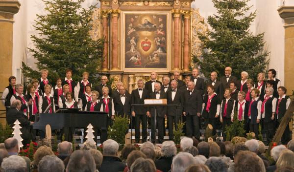Weihnachtskonzert des Männerchor Hagen a.T.W.